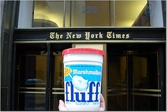 Fluff at the NYT