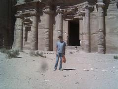 Petra, tombe _ paleis ofzo