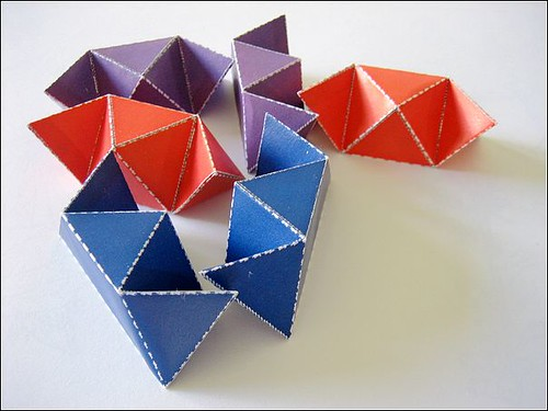 6-piece diagonal burr puzzle | Crafty Beats