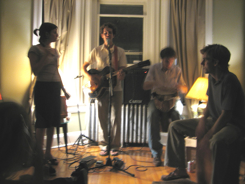 House Concert on the Hill