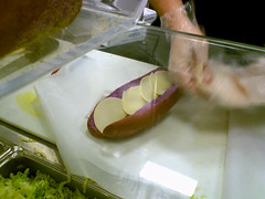 Purple Sandwich