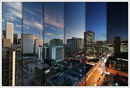 top left pixel cn tower