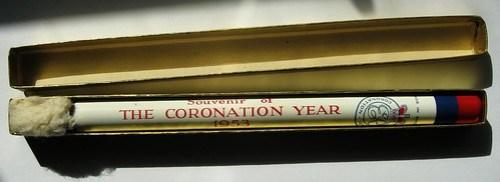 1953 Coronation Pencil - In Box