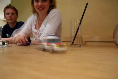 Stephs 21. (und der Lego-Krankenwagen)