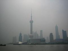 Shanghais Bund