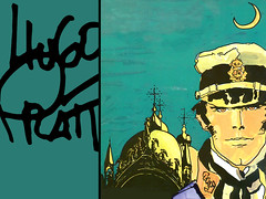 Wallpaper Hugo Pratt - Corto Maltese