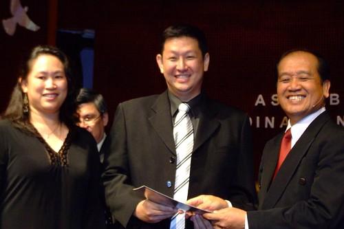 Reverend Raymond Pu