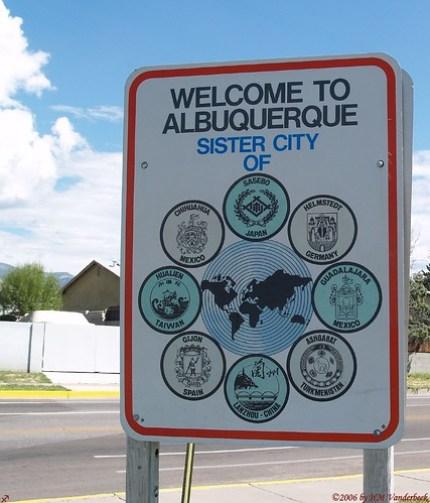 Albuquerque Sister Cities