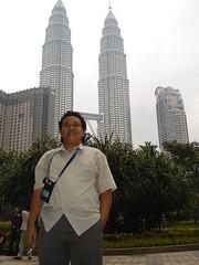 Petronas and me