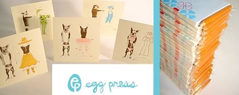 Egg Press - Now Online!