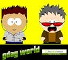 G-DayWorld meets South Park