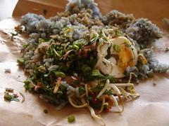 Nasi Kerabu/Ulam
