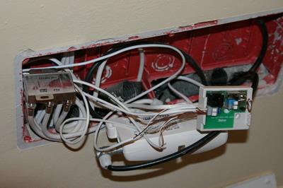 telephone install