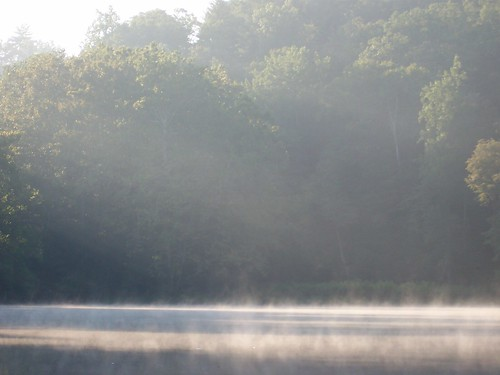 Early Morn on Otter Lake
