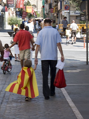 Young Catalan at Sant Cugat