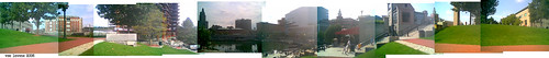 360 degrees of Providence (from Waterplace Park)