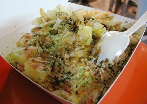 okonomiyaki/ 大阪燒