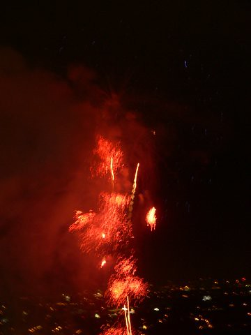 Merdeka Fireworks 6