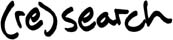 (re)search