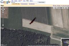 Monstruo en Google Maps
