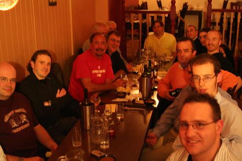 Cork Bloggers Dinner