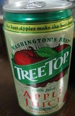 treetop apple juice
