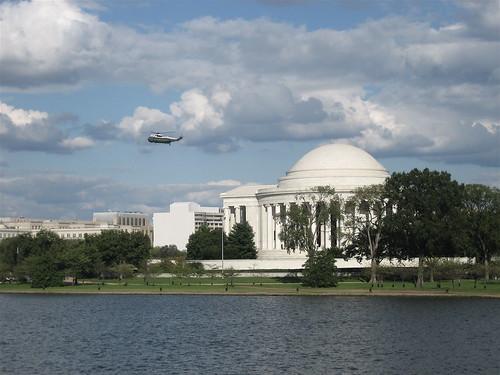 Jefferson Memorial, Washington DC USA