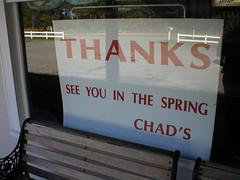 chad's