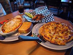 Boston Pizza @ Vanghan 1