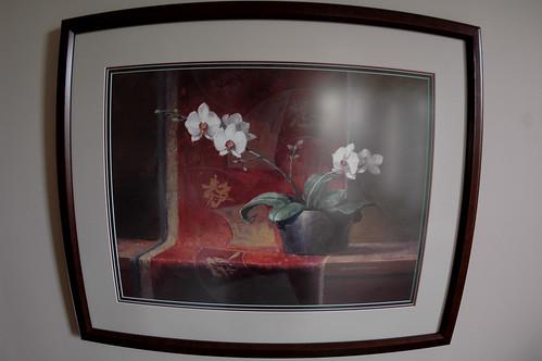 Living room print