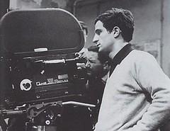 François Truffaut alla macchina da presa