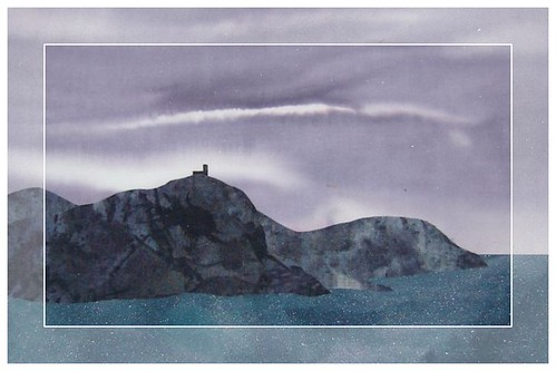 Sketch of Signal Hill