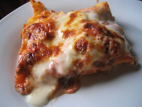 My lasagna