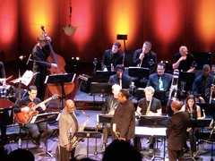 USC Thornton Jazz Band with Jon Faddis and James Moody