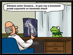 Gustavo, va de mano