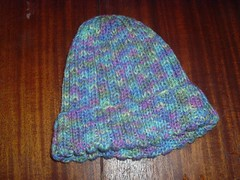 Winter hat two.