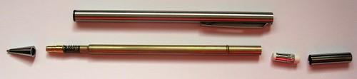 Pilot Birdie Mechanical Pencil - Stripped