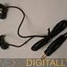 Shure E500 headset
