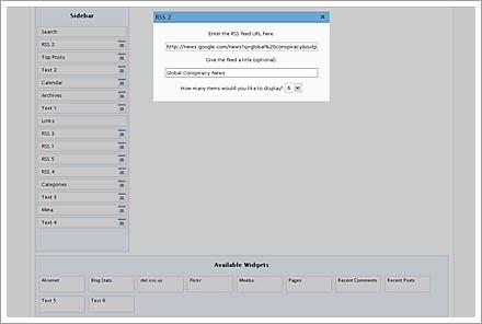 create rss feed in wordpress