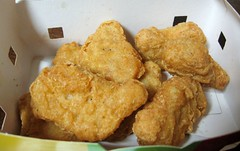 9 pcs chicken mcnuggets