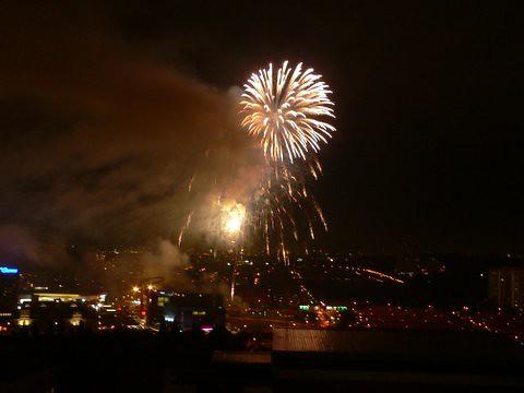 Merdeka Fireworks 15