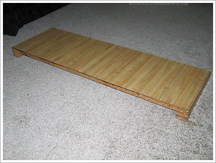 little sideboard