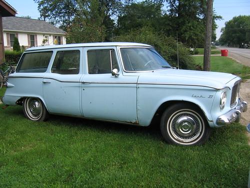 Studebaker Lark Wagon
