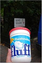 Fluff in Soho