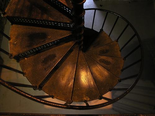 Nautilus Staircase