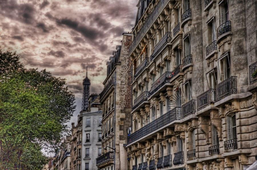 Eiffel Apartments