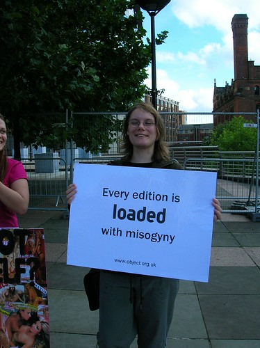 Loaded with Misogyny