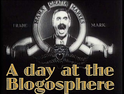 groucho at blogosphere