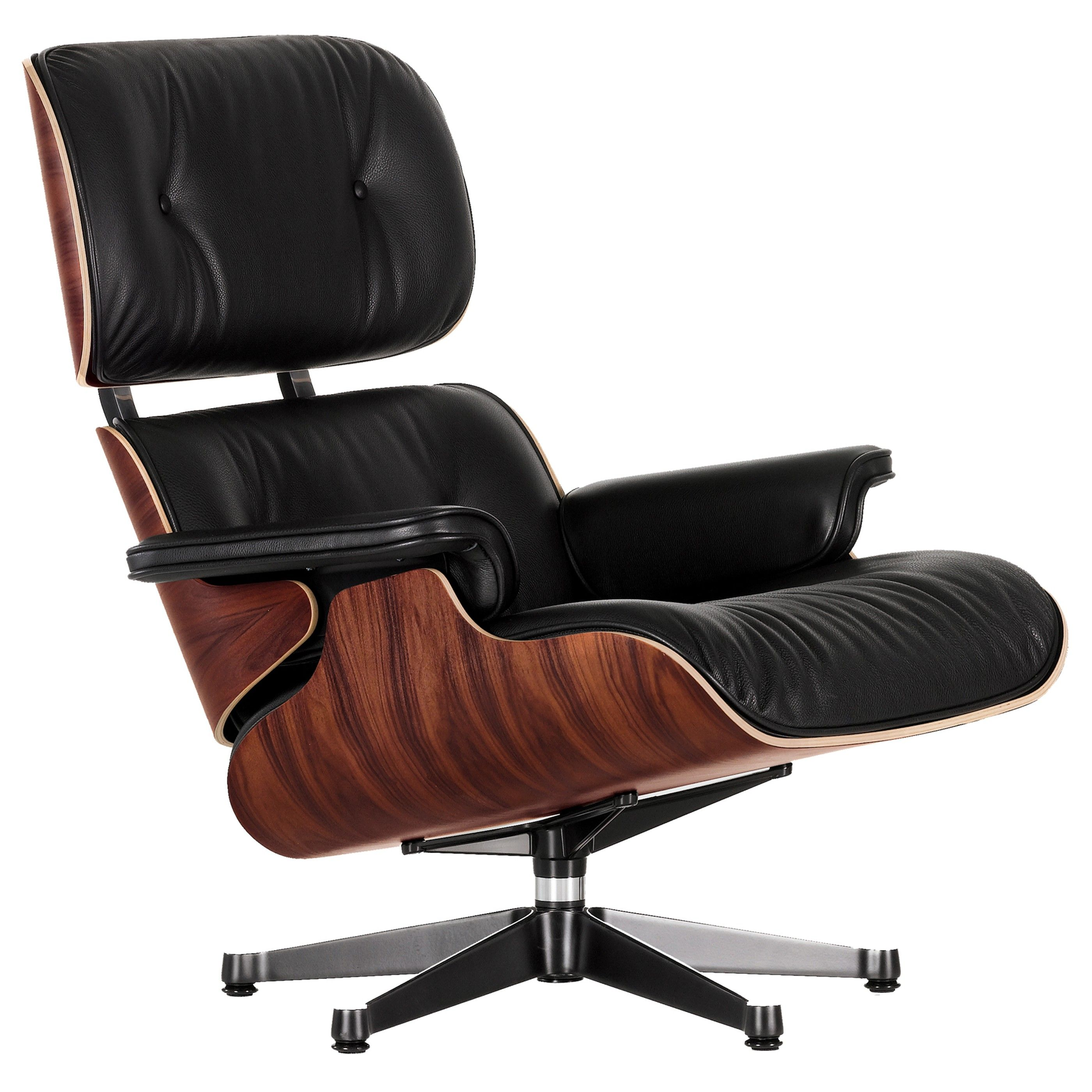 vitra lounge chair design house stockholm wicker eames fauteuil santos palisander