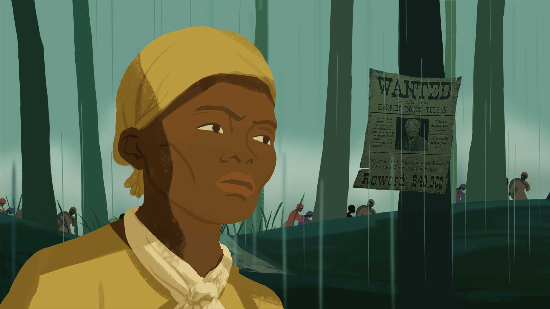 hight resolution of Harriet Tubman - Abolition - Facts About Harriet Tubman - Flocabulary